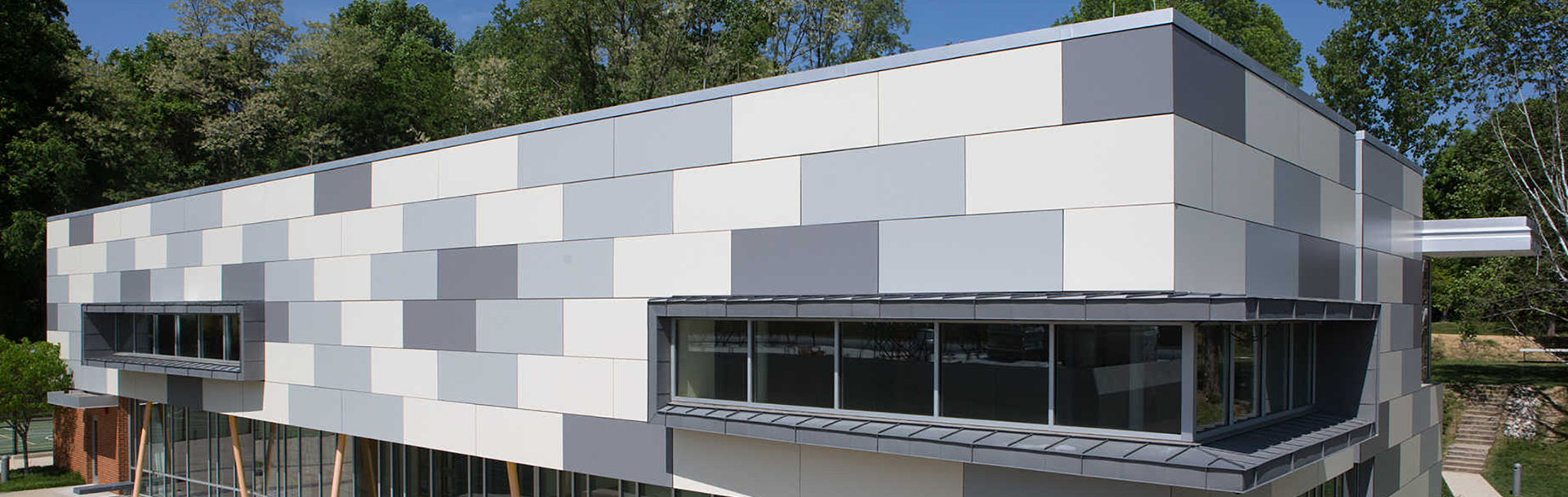 Trespa Meteon By NovaTech Wall Systems